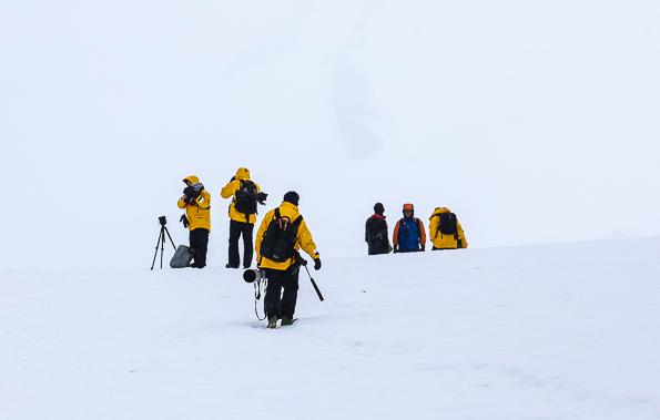 Antarctica photographers