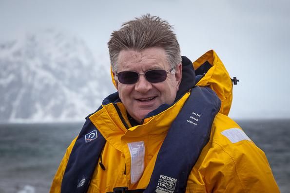 Antarctic Parka