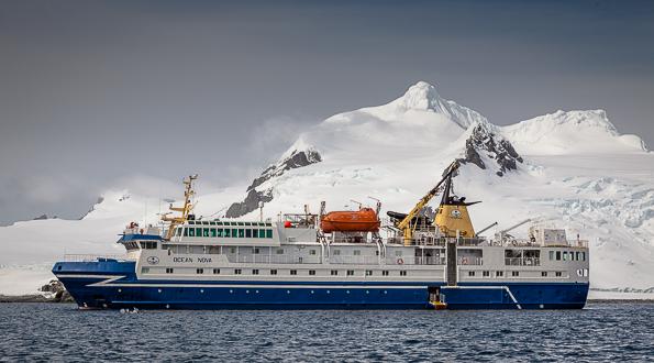 Ocean Nova in Antarctica
