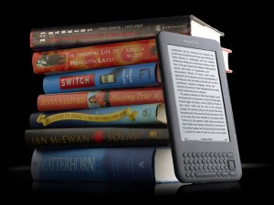 From real books to eBooks