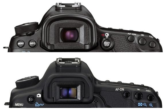 EOS 5D Mark III & 5D Mark II