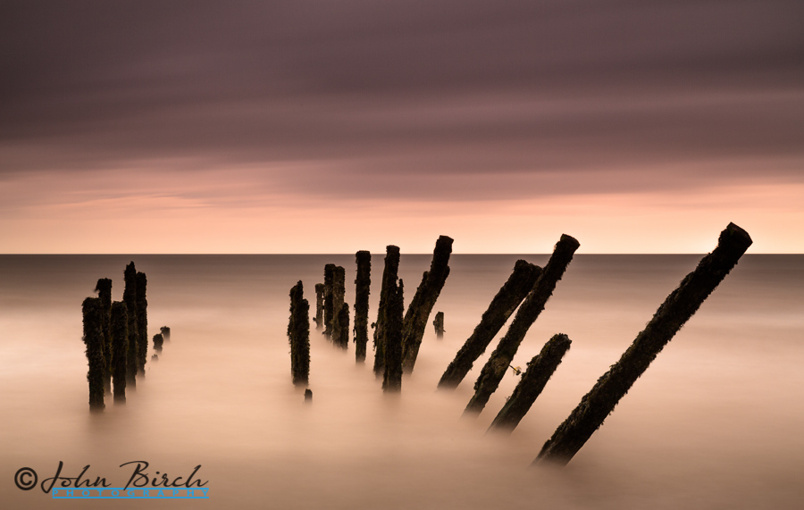 Weather Groynes, Spurn Point