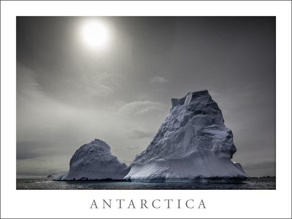 Iceberg near Half Moon Island