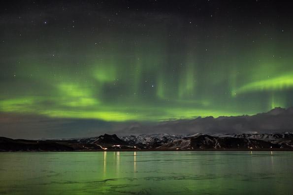 Aurora-at Dyrhólavegur