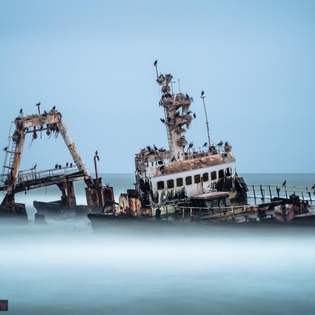 Namibia, Shipwreck