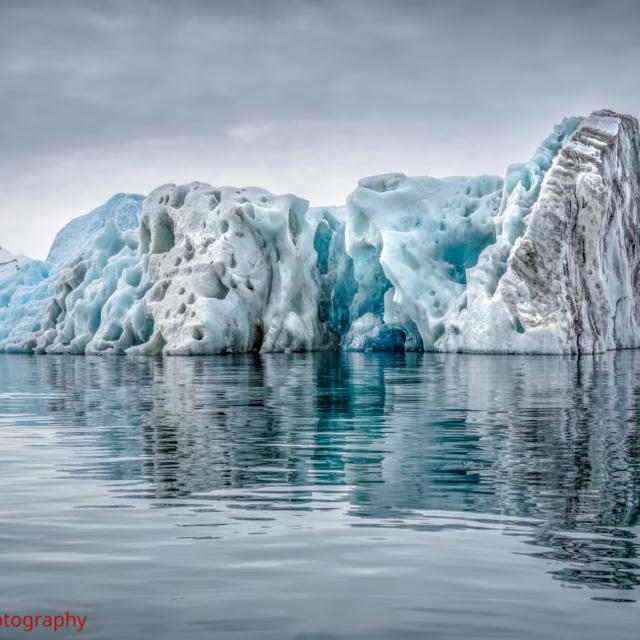 Ancient Ice · Cierva Cove