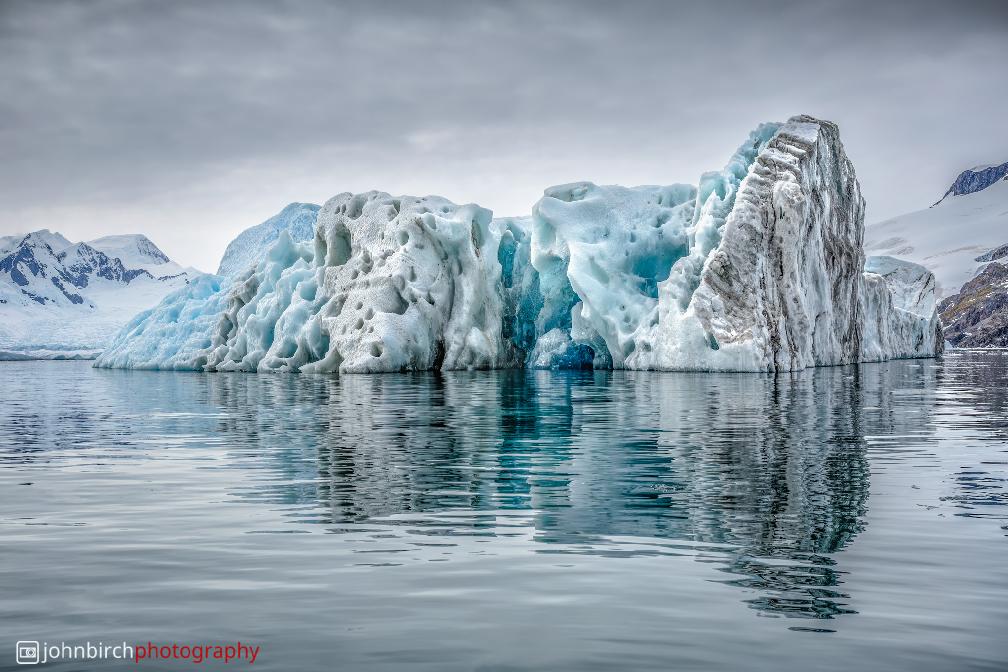 Ancient Ice · Cierva Cove