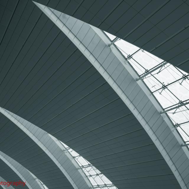 Terminal Recession · Dubai Airport
