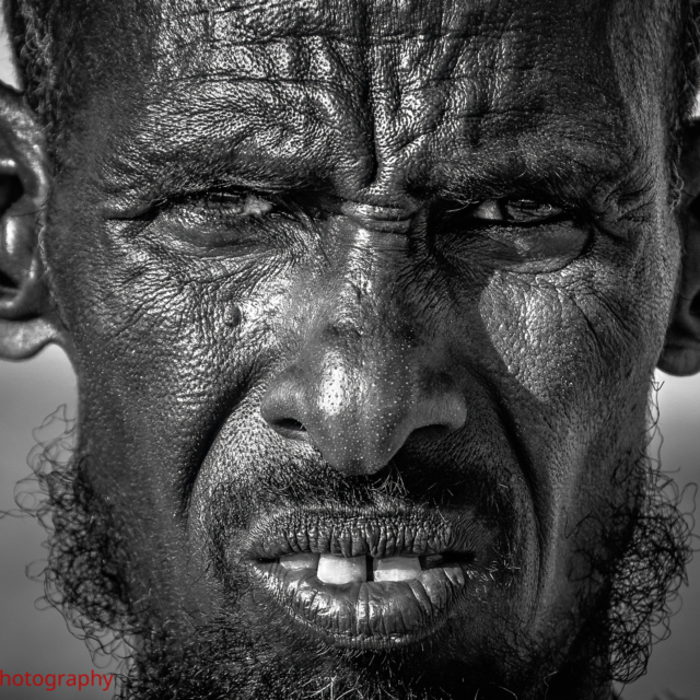 The Ethiopian Man