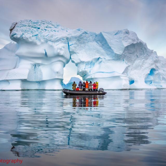 How to Photograph an Iceberg