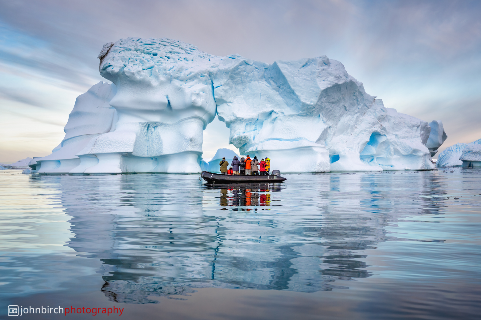 How to Photograph an Iceberg