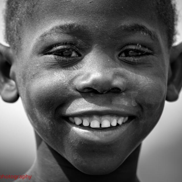 Ugandan Boy