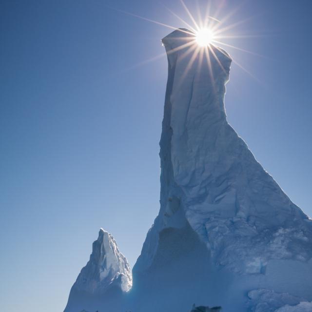 The Ice Lighthouse · Vernadsky Base