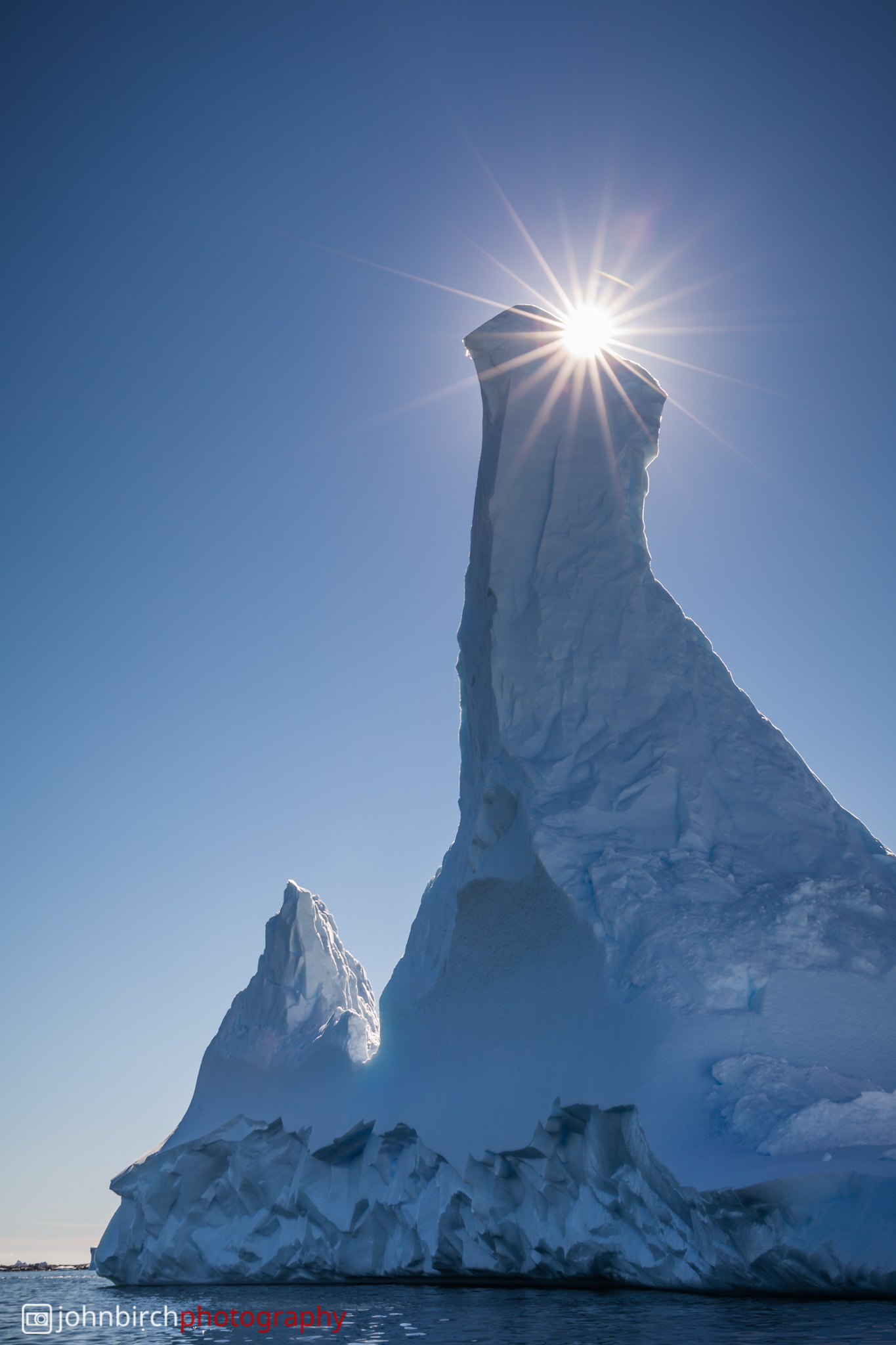 The Ice Lighthouse · Vernadsky Base