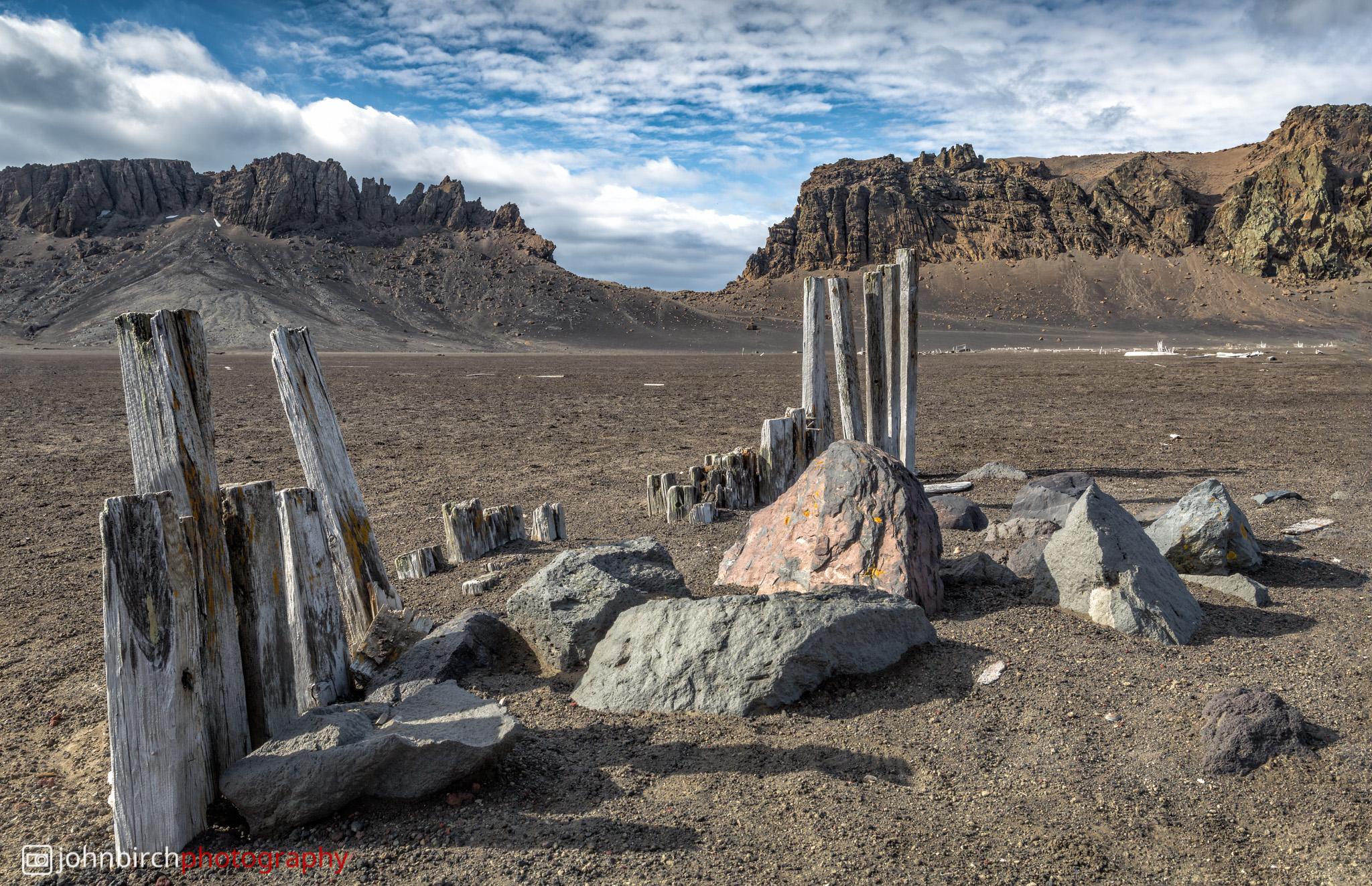 Whaler's Bay Ruins