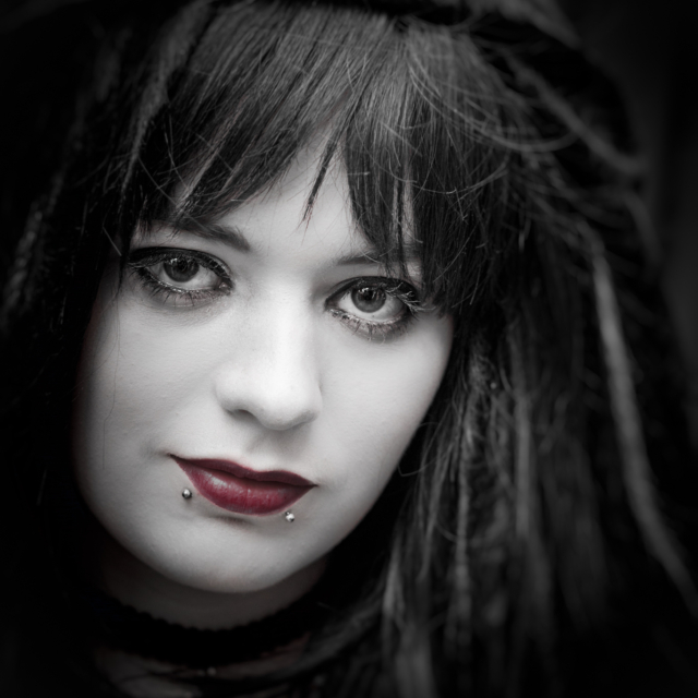 Goth Girl ·  Whitby