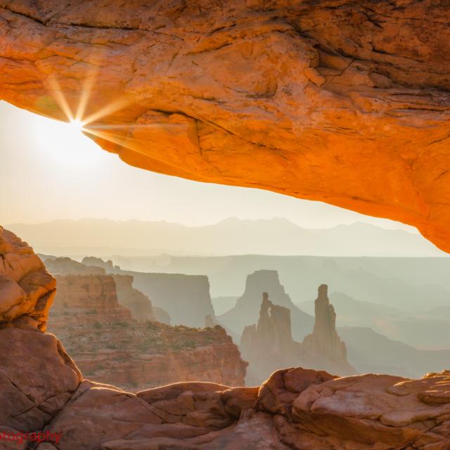 Mesa Arch Starburst