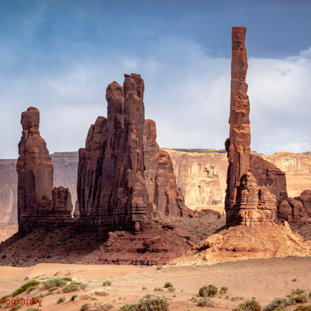 Totem Pole · Monument Valley