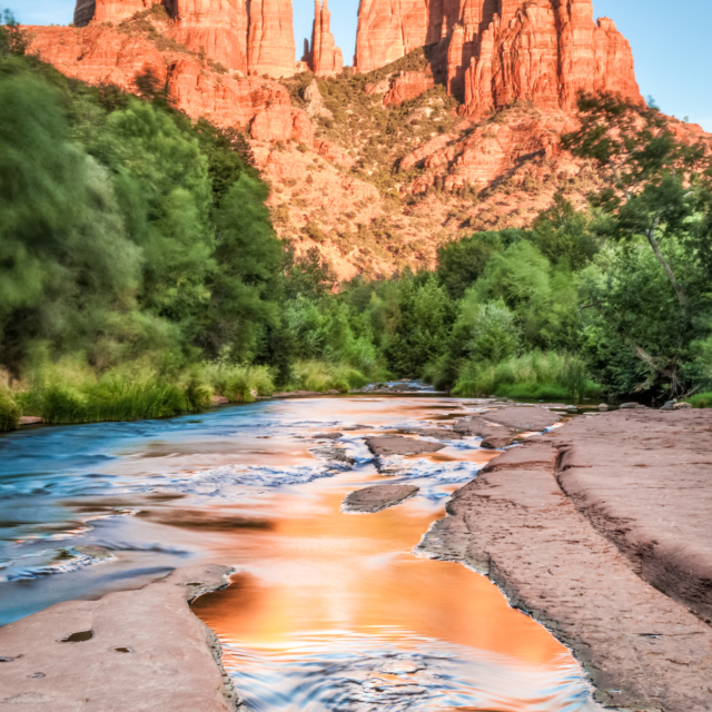 River of Gold · Sedona